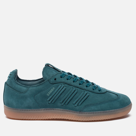 Женские кроссовки adidas Consortium Samba Deep Hue Green