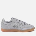 Женские кроссовки adidas Consortium Samba Deep Hue Grey фото- 0