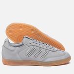 Женские кроссовки adidas Consortium Samba Deep Hue Grey фото- 1