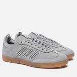 Женские кроссовки adidas Consortium Samba Deep Hue Grey фото- 2