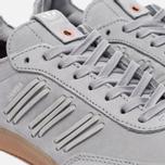Женские кроссовки adidas Consortium Samba Deep Hue Grey фото- 3