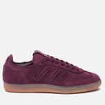 Женские кроссовки adidas Consortium Samba Deep Hue Purple фото- 0