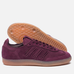 Женские кроссовки adidas Consortium Samba Deep Hue Purple фото- 1