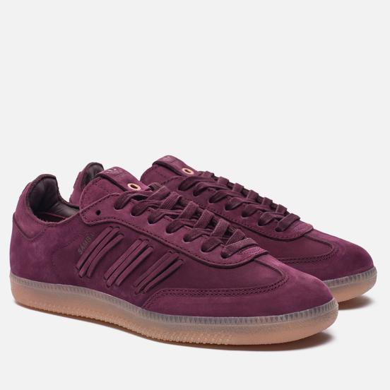 Женские кроссовки adidas Consortium Samba Deep Hue Purple