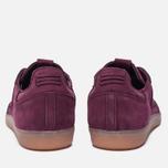 Женские кроссовки adidas Consortium Samba Deep Hue Purple фото- 5