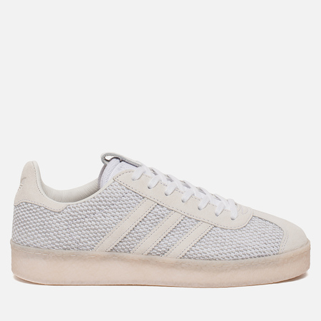 Женские кроссовки adidas Consortium x Juice Gazelle Primeknit White/Core Black/White