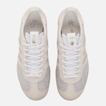 Женские кроссовки adidas Consortium x Juice Gazelle Primeknit White/Core Black/White фото- 4