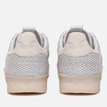 Женские кроссовки adidas Consortium x Juice Gazelle Primeknit White/Core Black/White фото- 5