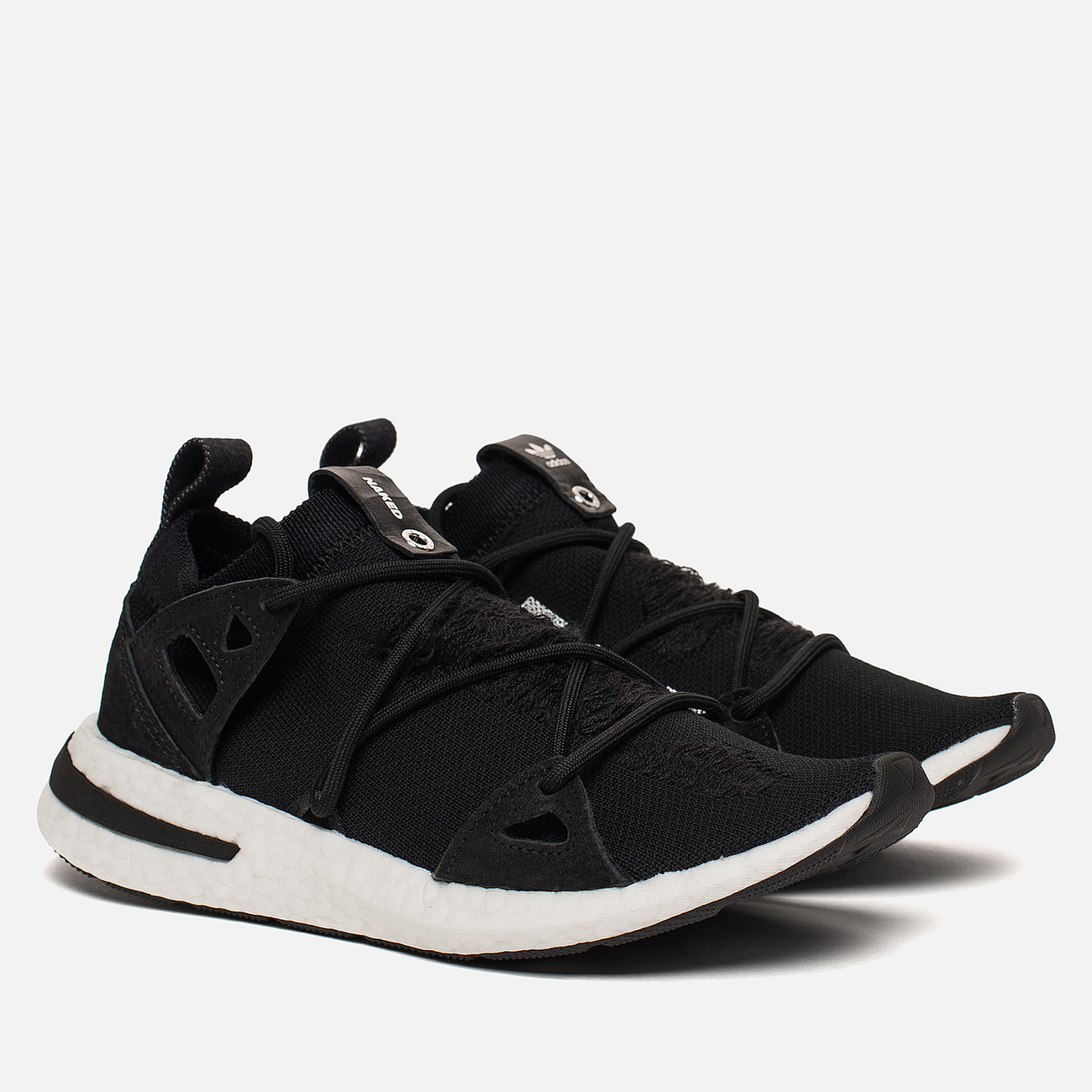 Женские кроссовки adidas Consortium x Naked Arkyn Core Black/Core Black/White
