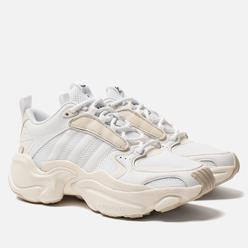 Женские кроссовки adidas Consortium x Naked Magmur Runner White/Core Black/Off White