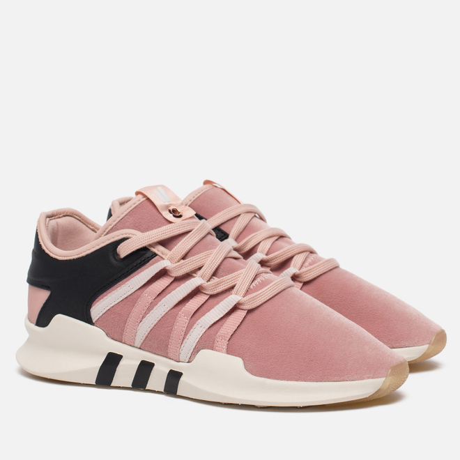 Женские кроссовки adidas Consortium x Overkill x Fruition EQT Lacing ADV Dusty Pink