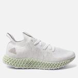 Женские кроссовки adidas Originals Alphaedge 4D White/White/White фото- 0