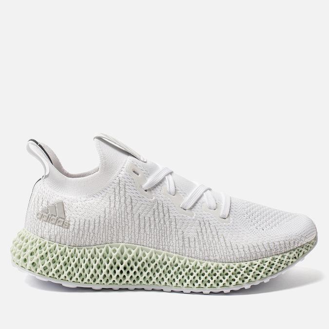 Женские кроссовки adidas Originals Alphaedge 4D White/White/White