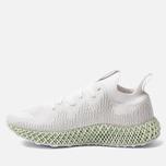 Женские кроссовки adidas Originals Alphaedge 4D White/White/White фото- 1