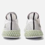 Женские кроссовки adidas Originals Alphaedge 4D White/White/White фото- 4