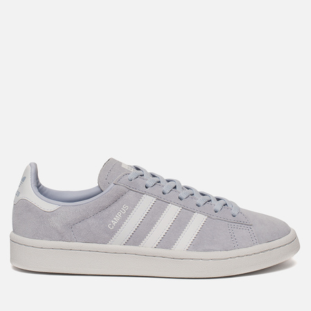 Женские кроссовки adidas Originals Campus Aero Blue/White/Crystal White