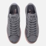 Женские кроссовки adidas Originals Campus Grey Three/Grey Three/Ice Pink фото- 4