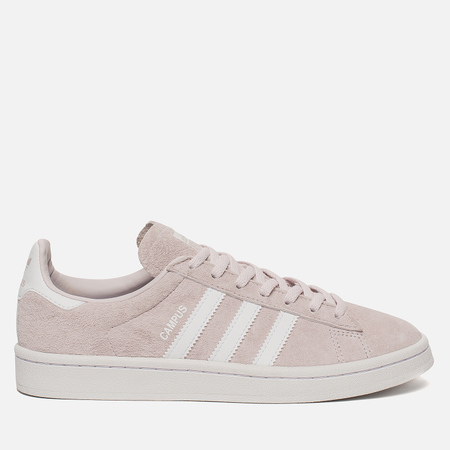 Женские кроссовки adidas Originals Campus Orchid Tint/White/Crystal White