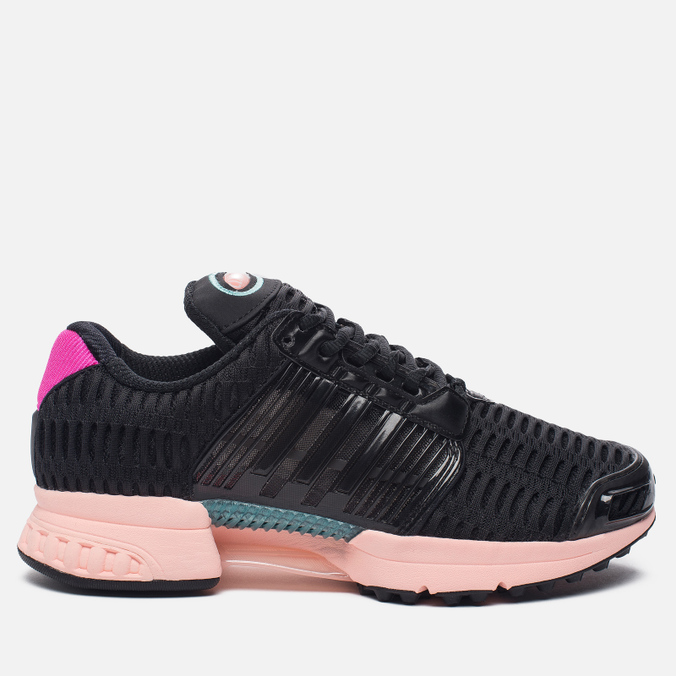 Женские кроссовки adidas Originals Clima Cool 1 Core Black/Core Black/Haze Coral
