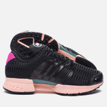 Женские кроссовки adidas Originals Clima Cool 1 Core Black/Core Black/Haze Coral фото- 1