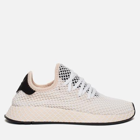 Женские кроссовки adidas Originals Deerupt Runner Linen/Linen/Ecru Tint