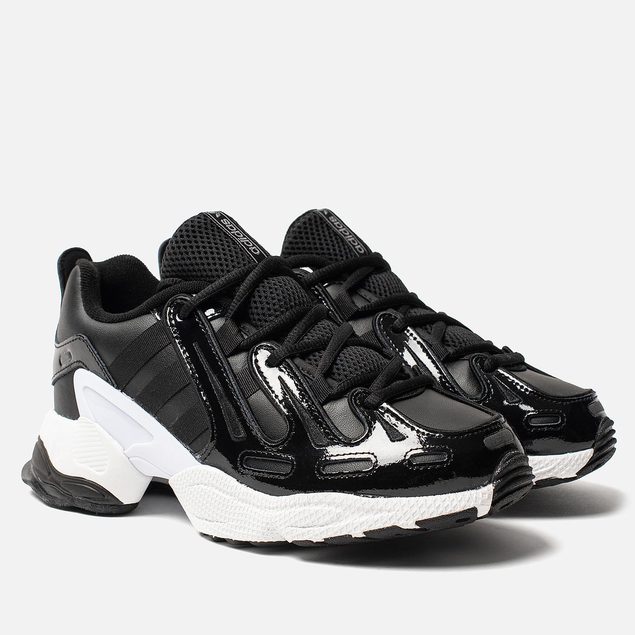 Женские кроссовки adidas Originals EQT Gazelle Core Black/Core Black/White