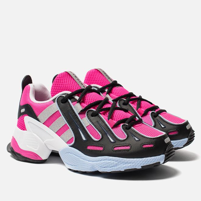 Женские кроссовки adidas Originals EQT Gazelle Shock Pink/Core Black/Glow Blue