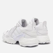 Женские кроссовки adidas Originals EQT Gazelle White/White/White фото- 2