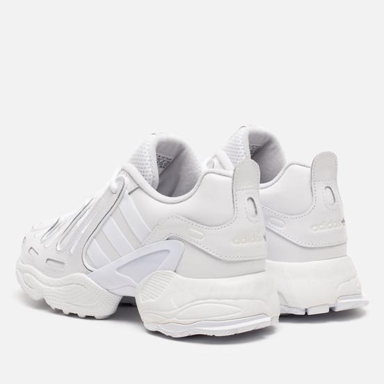 Женские кроссовки adidas Originals EQT Gazelle White/White/White