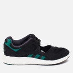 Женские кроссовки adidas Originals EQT Racing 91/16 Black/Green/White фото- 0