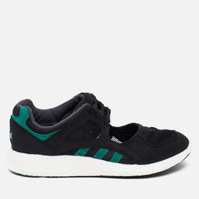 Женские кроссовки adidas Originals EQT Racing 91/16 Black/Green/White