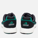 Женские кроссовки adidas Originals EQT Racing 91/16 Black/Green/White фото- 3