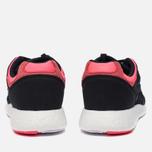 Женские кроссовки adidas Originals EQT Racing 91/16 Core Black/Core Black/Turbo фото- 3