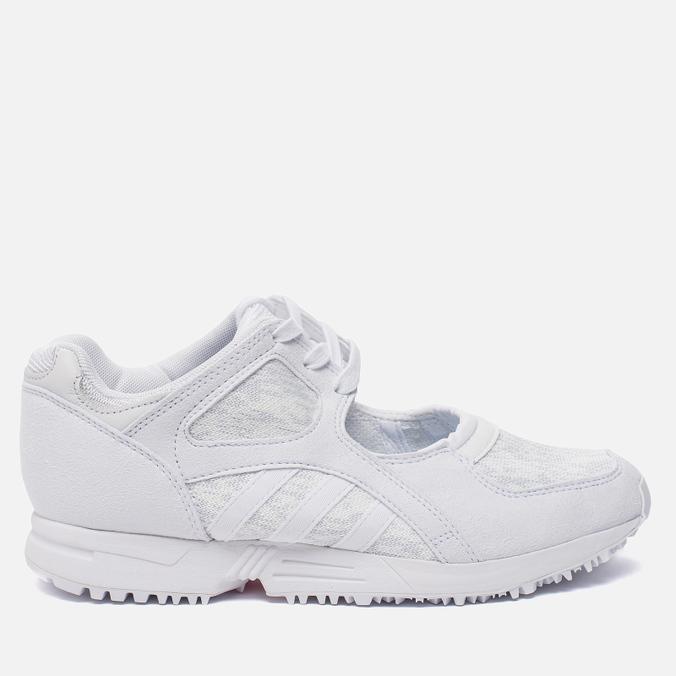 Женские кроссовки adidas Originals EQT Racing 91/16 Crystal White/White/Turbo