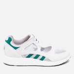 Женские кроссовки adidas Originals EQT Racing 91/16 White/Green/Core Black фото- 0