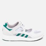 adidas Originals EQT Racing 91/16 Women's Sneakers White/Green/Core Black photo- 0