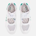 adidas Originals EQT Racing 91/16 Women's Sneakers White/Green/Core Black photo- 4