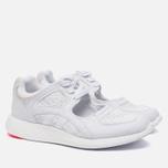 Женские кроссовки adidas Originals EQT Racing 91/16 White/White фото- 2