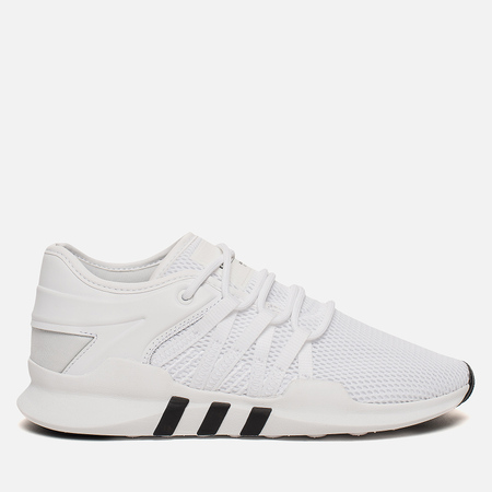 Женские кроссовки adidas Originals EQT Racing ADV White/White/Core Black