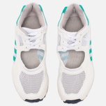 Женские кроссовки adidas Originals EQT Racing OG White/Mint/Mineral Blue фото- 4