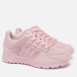 Женские кроссовки adidas Originals EQT Running Support Clear Pink фото- 1