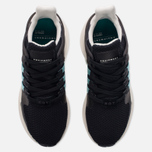 Женские кроссовки adidas Originals EQT Support ADV Core Black/Clear Aqua/Granite фото- 4