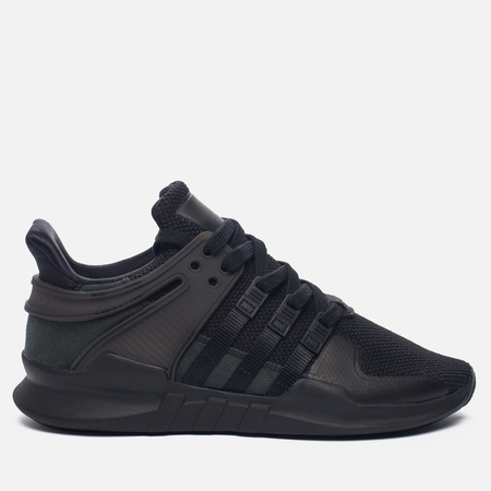 Женские кроссовки adidas Originals EQT Support ADV Core Black/Core Black/Sub Green