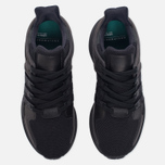 Женские кроссовки adidas Originals EQT Support ADV Core Black/Core Black/Sub Green фото- 4