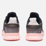 Женские кроссовки adidas Originals EQT Support ADV Core Black/Trace Grey/Ice Purple фото- 3