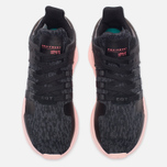 Женские кроссовки adidas Originals EQT Support ADV Core Black/Trace Grey/Ice Purple фото- 4