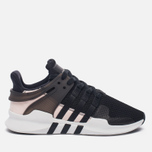 Женские кроссовки adidas Originals EQT Support ADV Core Black/White фото- 0