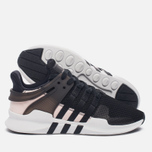 Женские кроссовки adidas Originals EQT Support ADV Core Black/White фото- 1