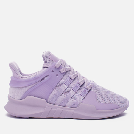 Женские кроссовки adidas Originals EQT Support ADV Purple Glow/Purple Glow/Sub Green