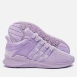 Женские кроссовки adidas Originals EQT Support ADV Purple Glow/Purple Glow/Sub Green фото- 1
